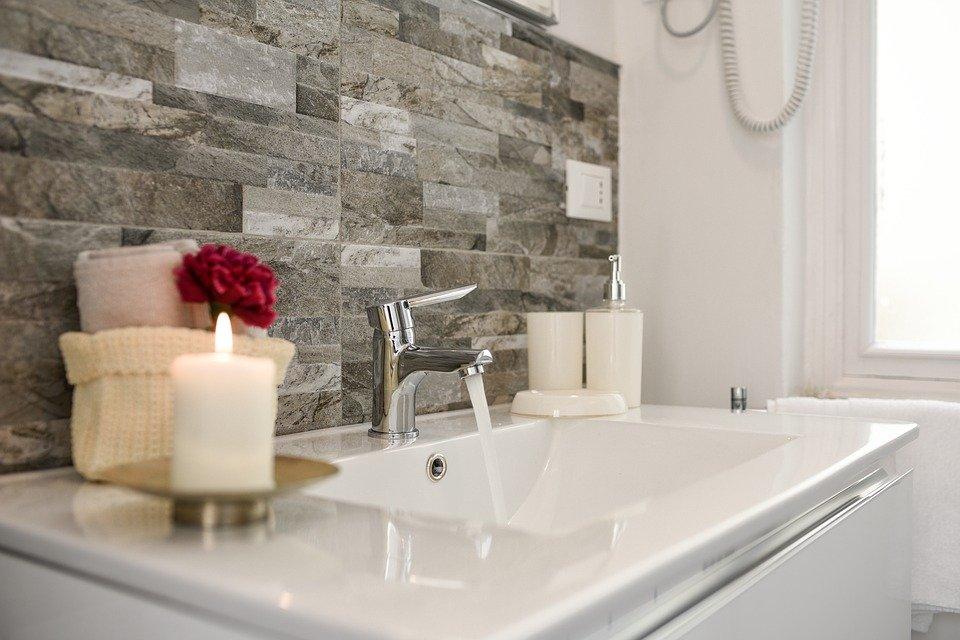 robinet lavabo salle de bains